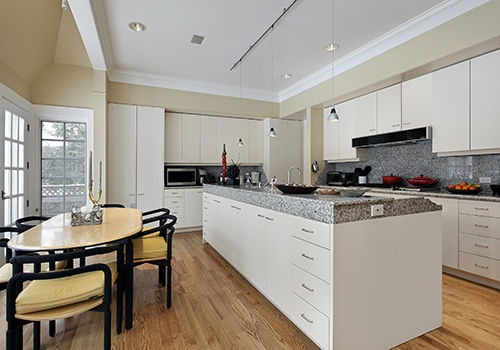 Acorn Building Contracts Bespoke kitchen design in Southampton